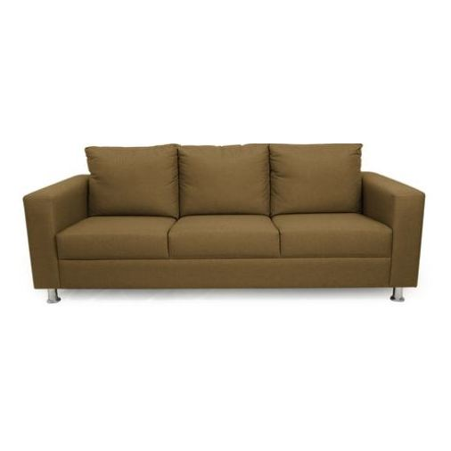 Silentnight Shanghai Sofas 5 - Seater ( 3+2 ) in Brown Color
