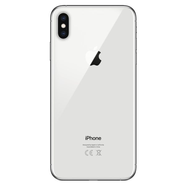 iPhone Xs Max 512GB Silver with FaceTime (JAPAN Specs)