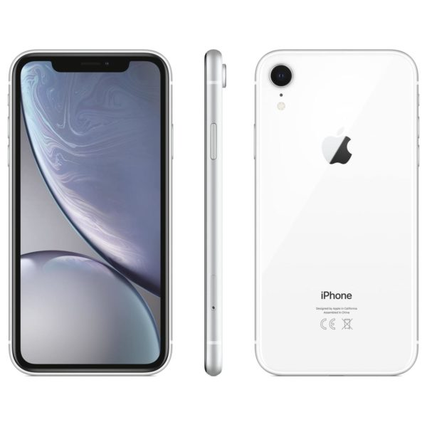 Apple iPhone XR 64GB White with Face Time