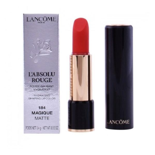 Lancome L'Absolu Rouge Matte Lipstick - 184 Magique