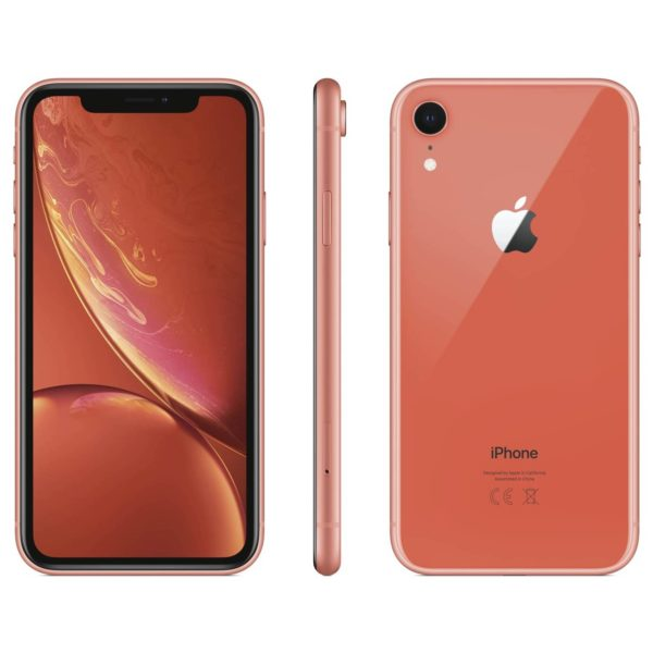 Apple iPhone XR 64GB Coral with Face Time