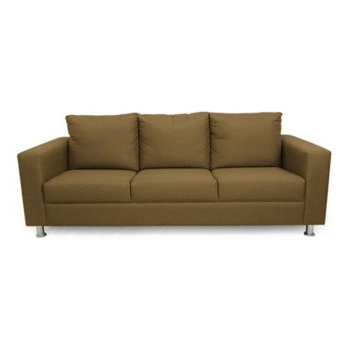Silentnight Shanghai Sofas 6 - Seater ( 3+2+1 ) in Brown Color