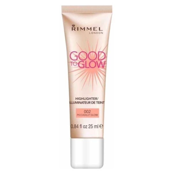 Rimmel Good To Glow Highlighter - 02 Piccadilly Glow