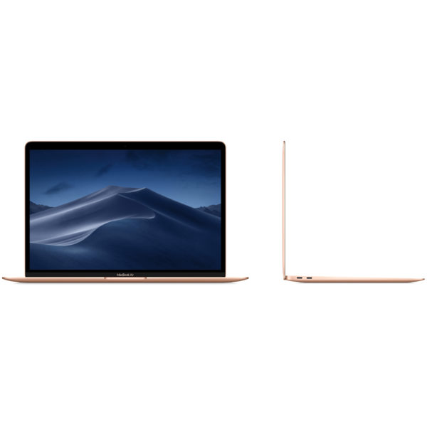 Apple MacBook Air (2018) - Core i5 1.6GHz 8GB 128GB Shared 13.3inch Gold English