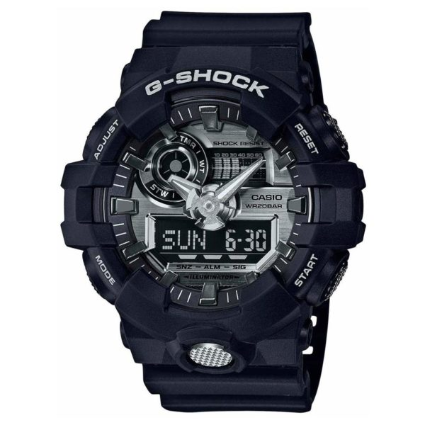 Casio GA-710-1A G-Shock Watch