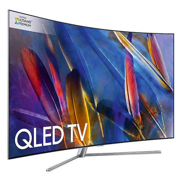 Samsung 65Q7C 4K Curved Smart QLED Television 65inch