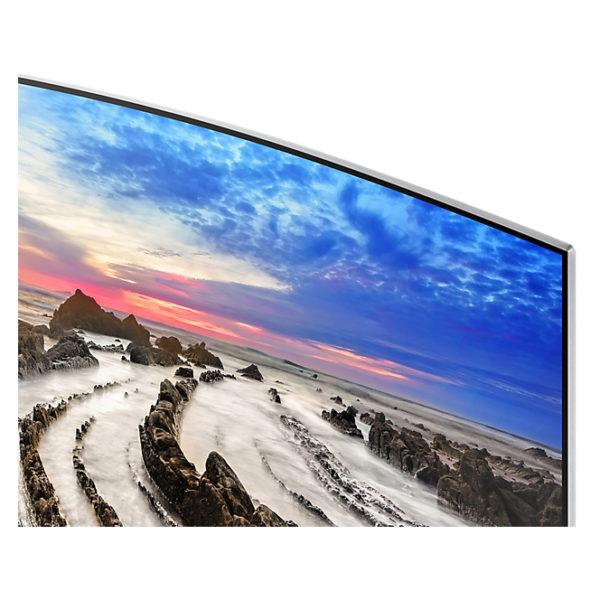 Samsung 55MU8500 4K UHD Curved Smart LED Television 55inch