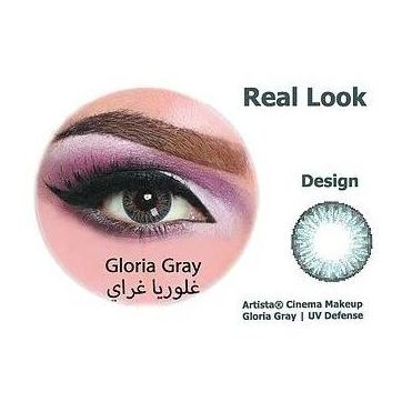 Artista Contact Lenses Gloria Gray