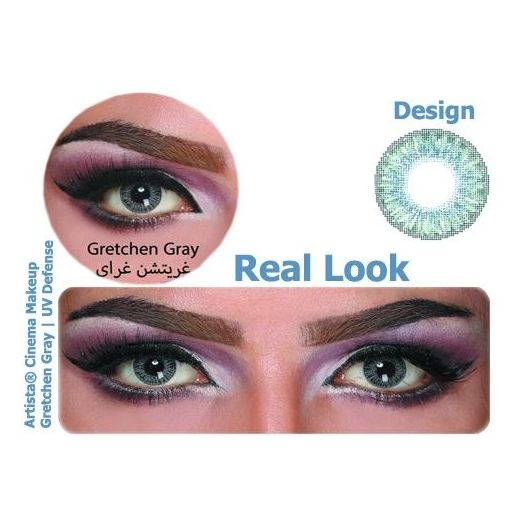 Artista 8747 Clear Lens Gretchen Gray