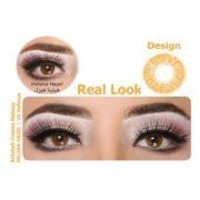 Artista Eye Lens With UV Def Helena Hazel