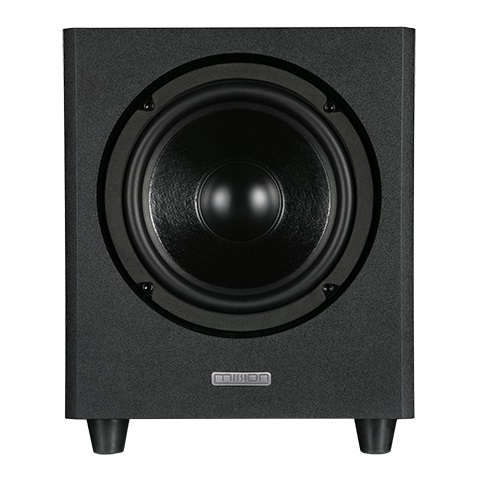 Mission MCUBE+SE 5.1 Home Theater System Black