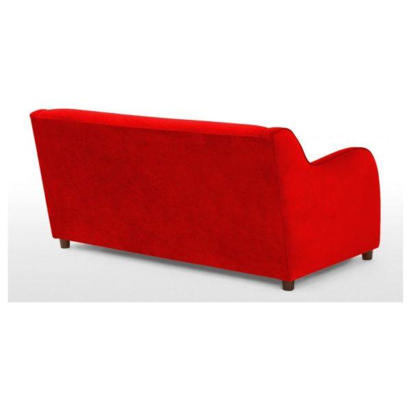 Galaxy Design Helena 2 Seater Sofa Red