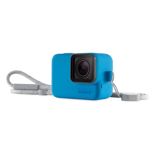 Go Pro Sleeve Lanyard Blue G02ACSST003