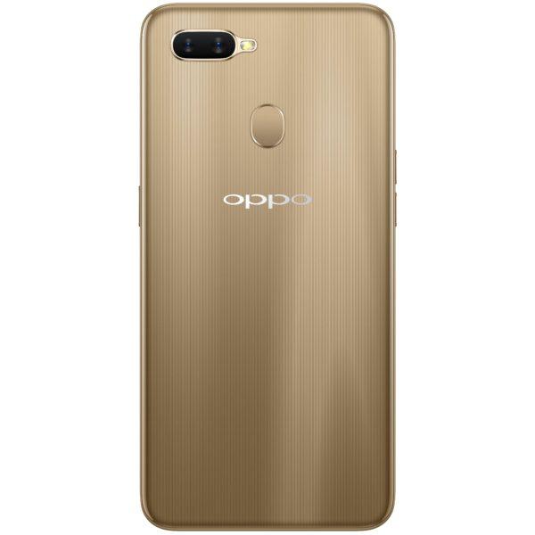 Oppo A7 DS 64GB Glaring Gold 4G Dual Sim Smartphone CPH1903