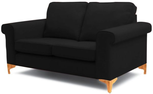 Galaxy Design Aries 2 Seater Sofa Black