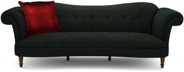 Galaxy Design Moray Series 3 Seater Sofa Gull Grey