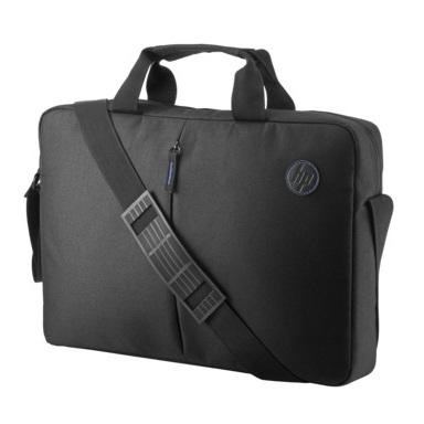 HP T9B50AA Value Top load Laptop Bag + HP X6W31AA 200 Wireless Mouse + Doha 150 In-ear Earphone