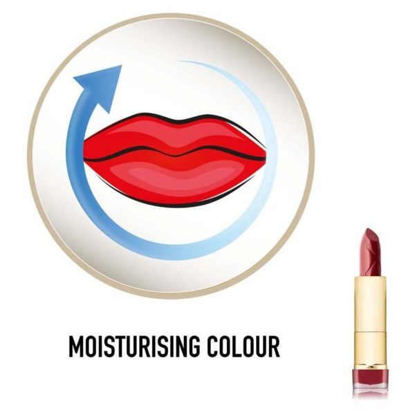 Max Factor Colour Elixir Lipstick 711 Midnight Mauve 29ml