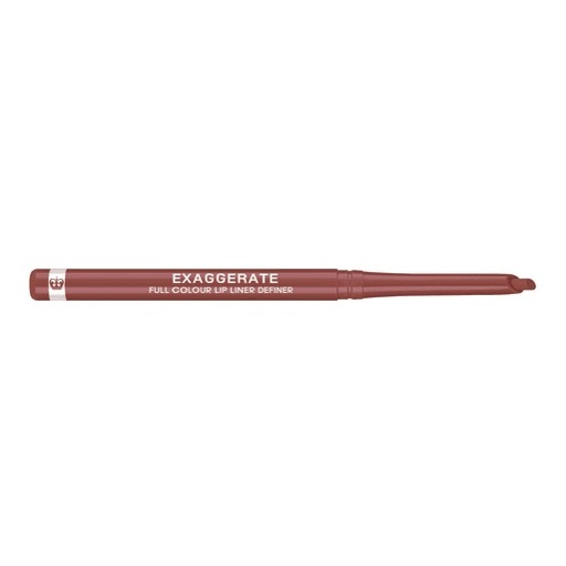 Rimmel London 8018 Exaggerate Automatic Lip Liner Addiction A Natural Rosyplum Shade
