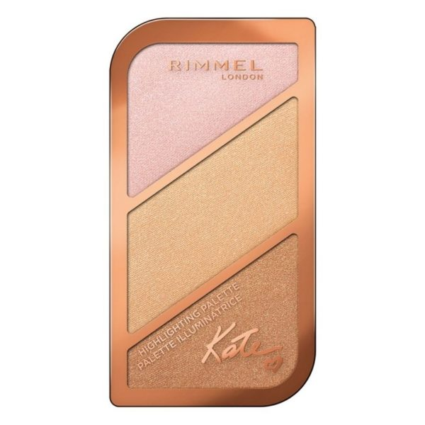 Rimmel London Highlighting Palette By Kate