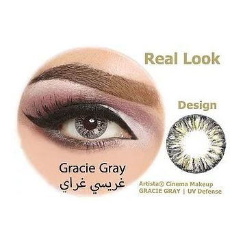 Artista Contact Lenses Gracie Gray