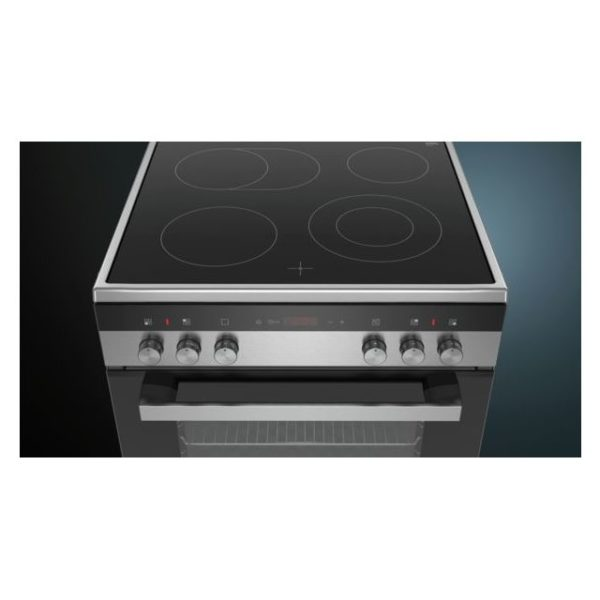 Siemens 4 Ceramic Hobs Electric Cooker HK9R3A250