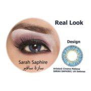 Artista Clear Lens Sarah Sapphire