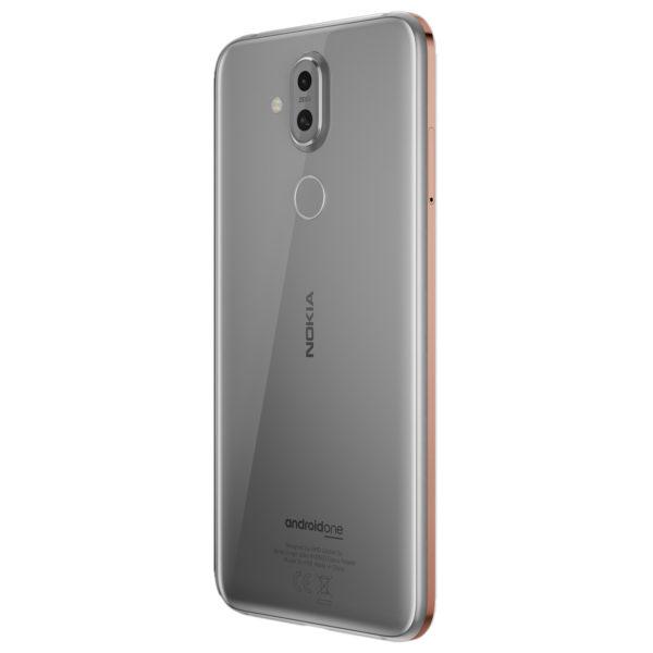 Nokia 8.1 64GB Steel Copper Pre order Dual Sim Smartphone TA1119