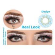 Artista 9065 Eye Lens With UV Def. Blue