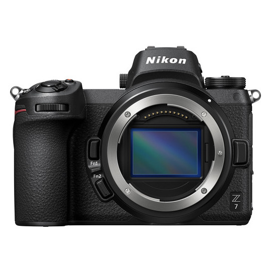 Nikon Z7 Digital Mirrorless Camera Black+ 24-70MM F/4 Lens + FTZ Adapter