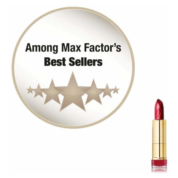 Max Factor Colour Elixir Lipstick 720 Scarlet Ghost 29ml