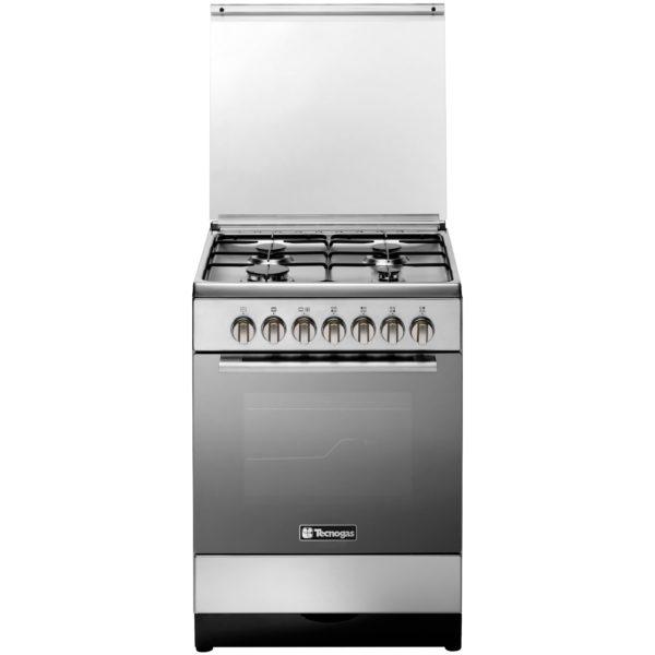 Tecnogas 4 Gas Burners Cooker C3X66G4E