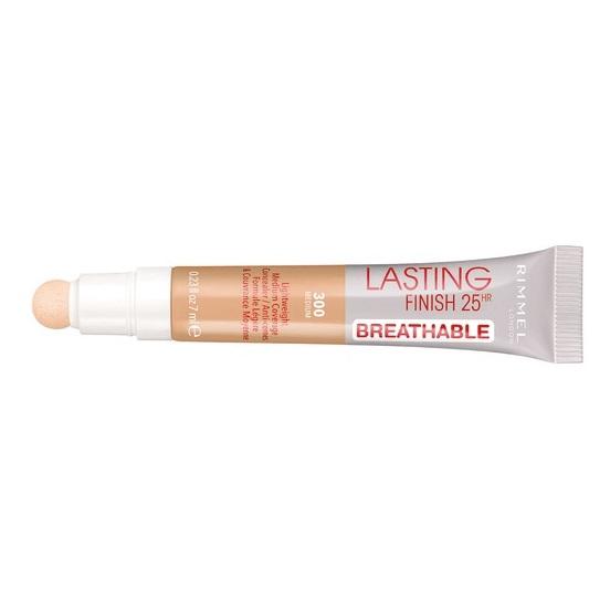 Rimmel London 44300 Lasting Finish Breathable Concealer Shade 300 Medium