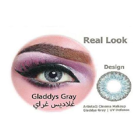 Artista Clear Lens Gladdys Gray