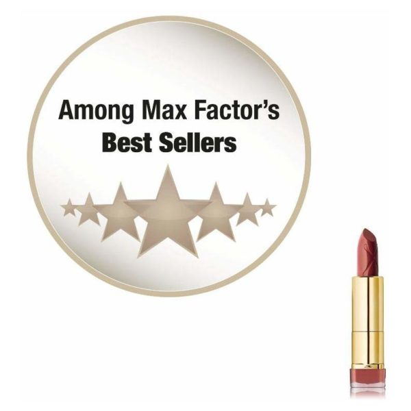 Max Factor Colour Elixir Lipstick 833 Rosewood 29ml