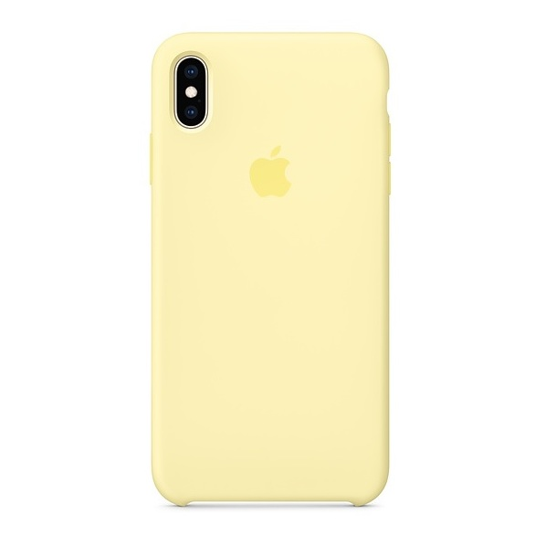 iphone xs mellow yellow case