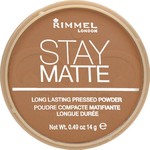Rimmel London 18030 Stay Matte Pressed Powder Shade 030 Caramel