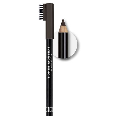 Rimmel London 9004 Professional Eyebrow Pencil Black Brown