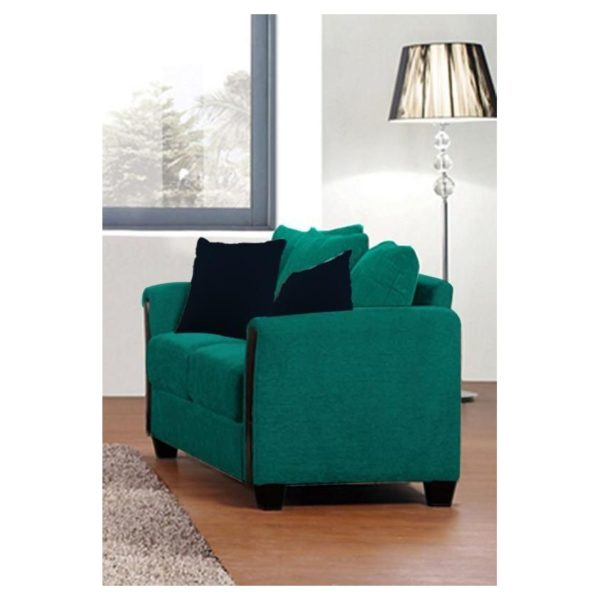 Buy Galaxy Design Euro 3 2 1 Seater Sofa Set Sea Green Price