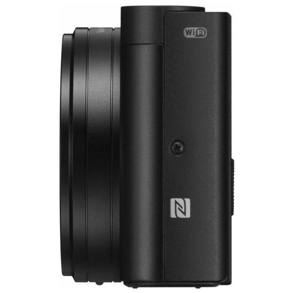 Sony DSCWX800 Compact Camera Black