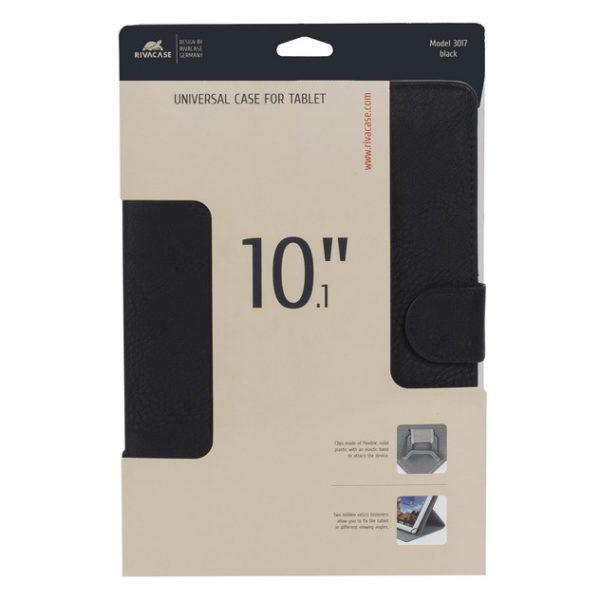 "RivaCase 3017 10.1""-12"" Tablet Case Black"