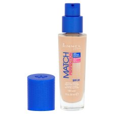 Rimmel London 4100 Match Perfection Foundation Ivory 30ml