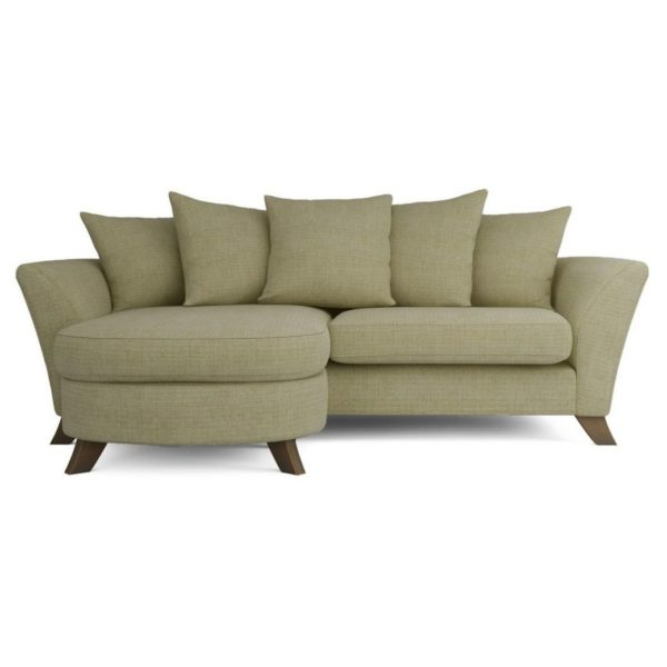 galaxy design keira mini l shape sofa beige