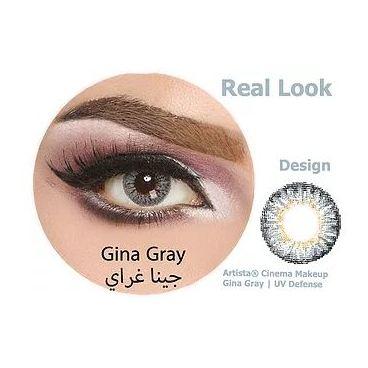 Artista Clear Lens Gina Gray