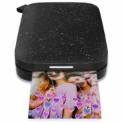 HP 1AS86A Sprocket 200 Photo Printer Black