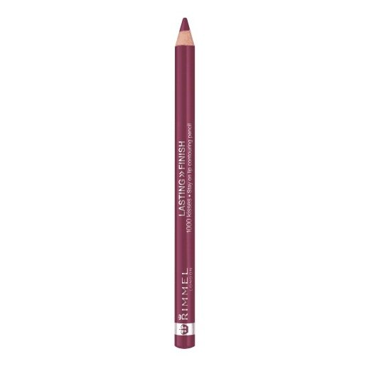Rimmel London 12071 Lasting Finish 1000 Kisses Pencil Cherry Kiss A Deep Berry
