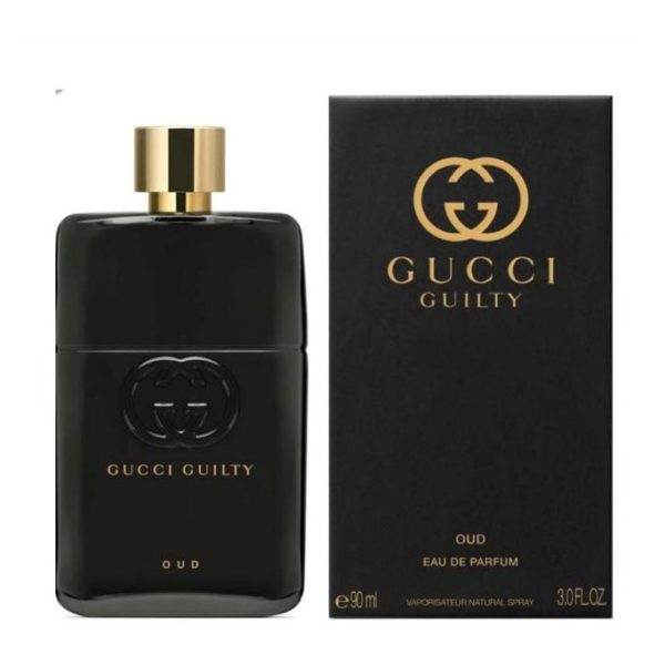 Gucci Guilty Oud For Men 90ml Eau de Parfum