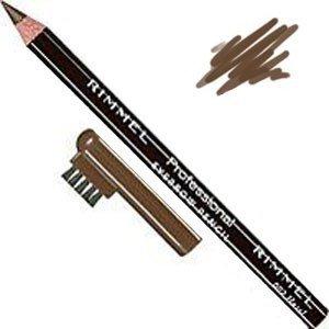 Rimmel London 9002 Professional Eyebrow Pencil Hazel