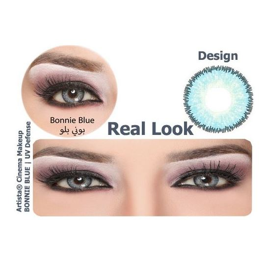 Artista Contact Lenses Bonnie Blue