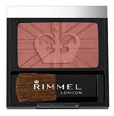 Rimmel London 23220 Lasting Finish Soft Colour Blush with Brush Shade 220 Madeira